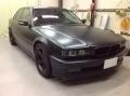 フルラッピング BMW5