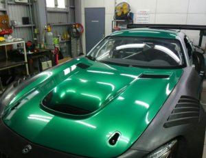 カーラッピング AMG GT GT3 スーパーGT