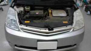 ヘッドライトスチーマー「ドリームコート」で黄ばみがなくなり、車検に通ったヘッドライト