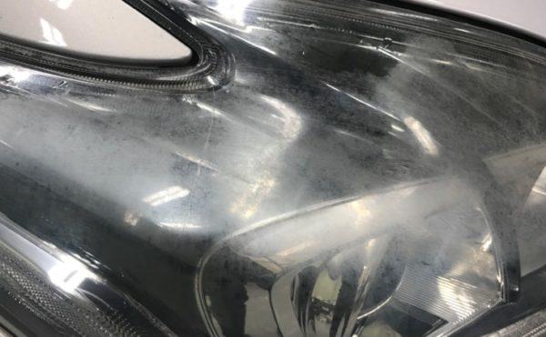 ヘッドライトリペア曇り・黄ばみ除去 ヘッドライトスチーマー「ドリームコート」プリウス30