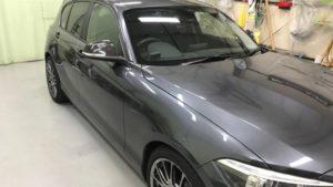 ステッカー剥がし貼り替え BMW (愛知県・岐阜県・三重県・名古屋)