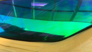 ヘッドライトプロテクションフィルム ランボルギーニ ウラカン (愛知県・岐阜県・三重県・名古屋)
