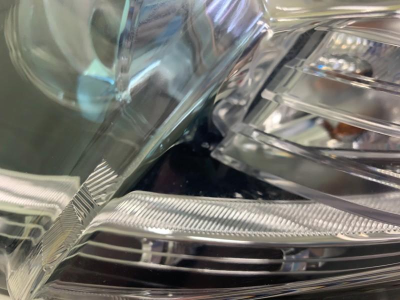 CR-Zヘッドライト形状